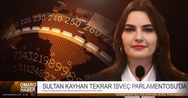 Hemşerimiz Sultan Kayhan Siyaset Sahnesinde