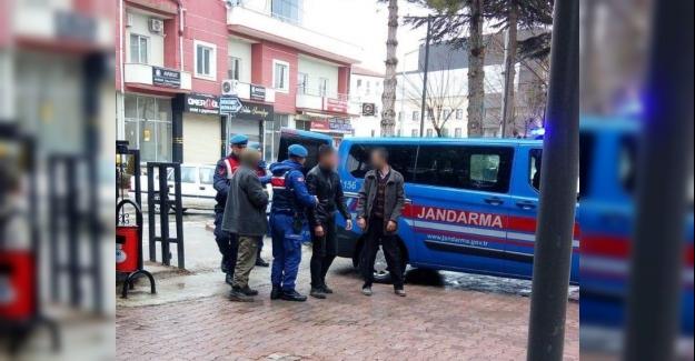 Ömeranlı da Tarım Aleti Çalan 3 Şüpheli Cihanbeyli de Yakalandı