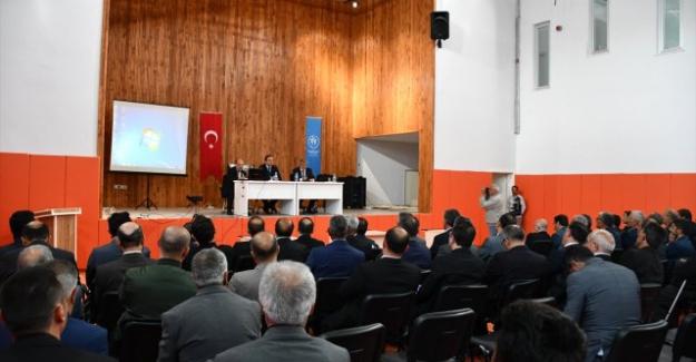 Kulu'da Muhtarlar Toplantısı Düzenlendi