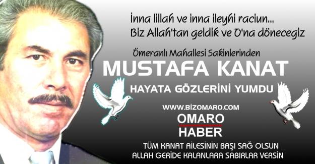 Mustafa Kanat vefat etmiştir