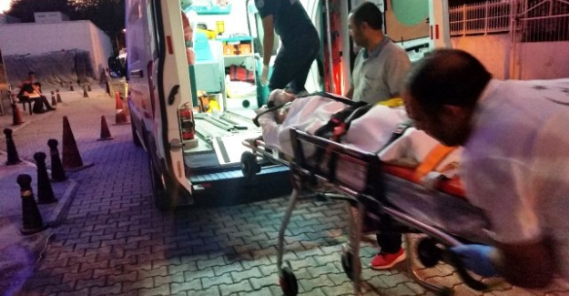 Kulu ilçesinde ATV'nin devrilmesi sonucu 2 kişi yaralandı.