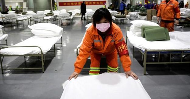 Koronavirüs salgınında ölü sayısı bin 526'ya yükseldi