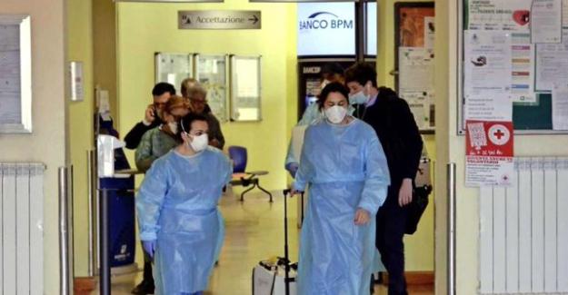 Yeni tip koronavirüs yayılmaya devam ediyor! İtalya'da kırmızı alarm verildi