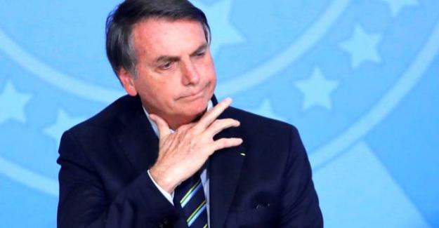 Brezilya Devlet Başkanı Bolsonaro, koronavirüs şüphesiyle müşahede altına alındı
