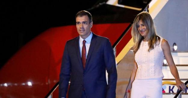 İspanya Başbakanı Sanchez'in eşi koronavirüse yakalandı