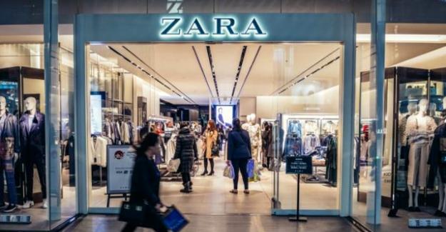 Zara, koronavirüs nedeniyle İspanya'da bulunan tüm mağazalarını kapatma kararı aldı