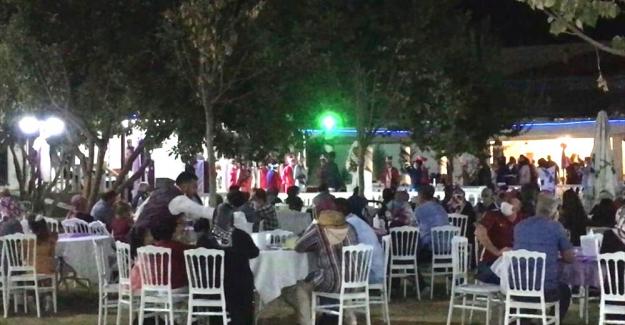Kulu'da düğünlerine Kovid-19 kısıtlaması