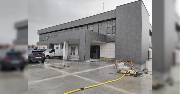 Ömeranlı Entegre Devlet Hastanesinde Sona Yaklaşıldı