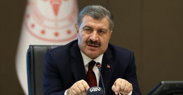 """Sağlık Bakanı Koca'dan  """"Konya'nın acısı ortak"""""""
