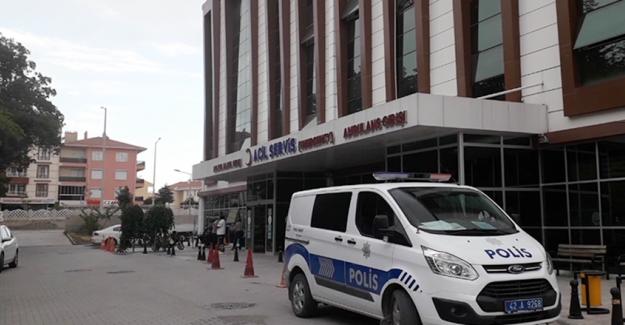 Kulu'da otomobilin çarptığı elektrikli bisiklet sürücüsü yaralandı