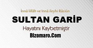 Sultan Garip Hayatini Kaybetti