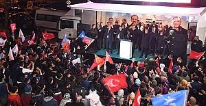 Konya'da, AK Parti Adayı Altay Yeniden Başkan