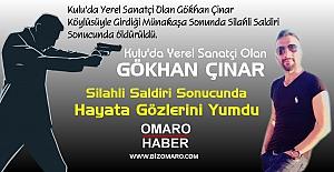 Gökhan Çınar Vuruldu