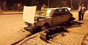 Kulu#039;da trafik kazası: 2 yaralı