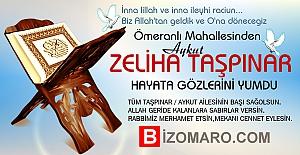 Zeliha Taşpinar  Vefat etmiştir
