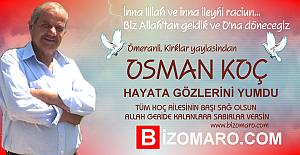 Osman Koç  vefat etmiştir
