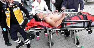 Sobadan zehirlenen 4 kişi hastaneye kaldırıldı