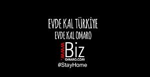 Evde kal Türkiye Evde kal Omaro 2