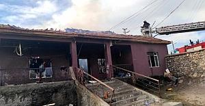 Kulu#039;da müstakil evde yangın