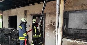 Müstakil ev yangında kullanılamaz...