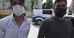 Hortum almaya çıktık' dediler, 3 bin 150'şer lira ceza yediler
