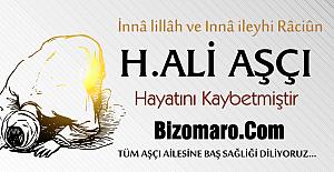 H.Ali Aşcı vefat etmiştir