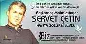 Servet Çetin  Vefat etmiştir