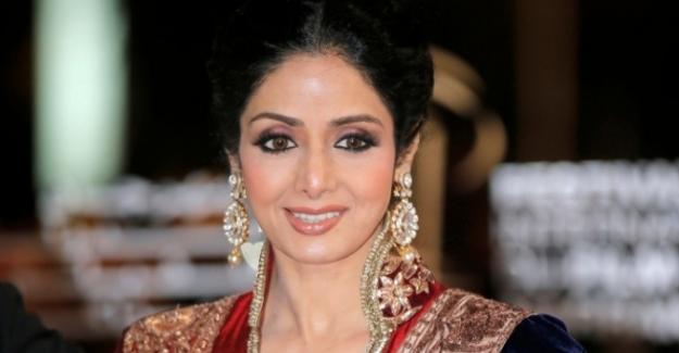 Bollywood yıldızı Sridevi Kapoor kalbine yenildi